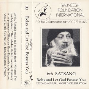 1983-07-07 Second Annual World Celebration Satsang - Jacket front.jpg