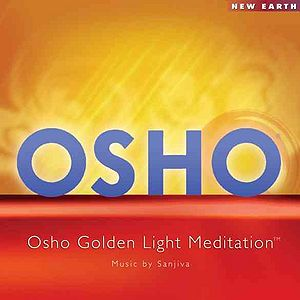 Osho Golden Light Meditation - CD cover - New Earth Records.jpg