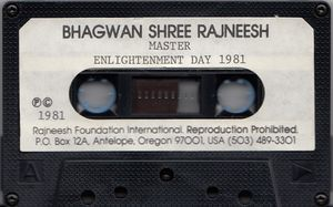 1981-03-21 Enlightenment Day Satsang - TapeA.jpg