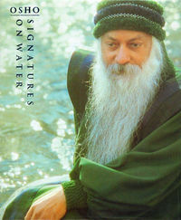 Image result for signatures in the water osho