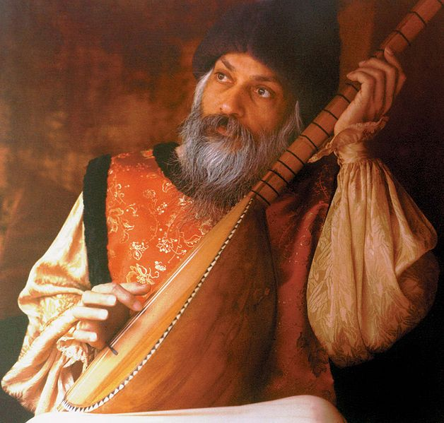 File:Osho with instrument.jpg