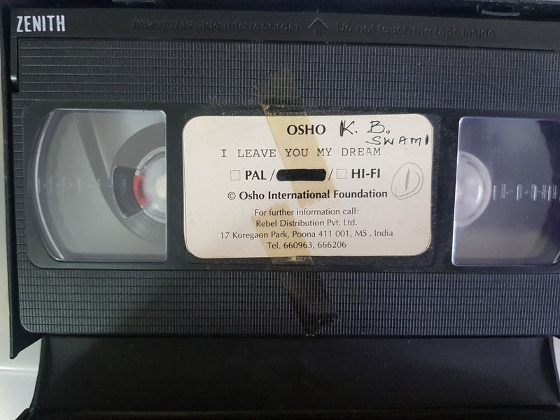 File:I Leave You My Dream video cassette.jpg