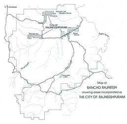 The City Of Rajneeshpuram The Sannyas Wiki