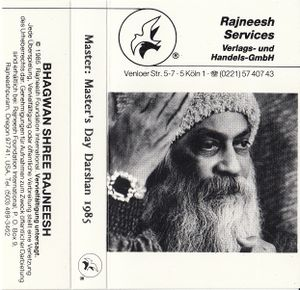1985-07-06 Master's Day Darshan (RSGmbH) - Cover.jpg